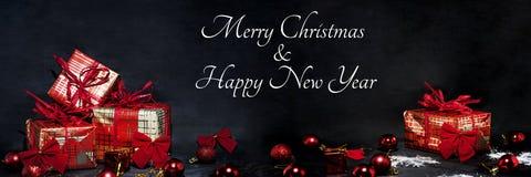 De abstracte foto van Black Friday Gelukkige Vrolijke Kerstmis Royalty-vrije Stock Fotografie