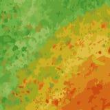 De abstracte gedetailleerde muur van achtergrondwaterverfgrunge, hoogst tex Stock Foto