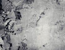 De abstracte geweven collage van Grunge Royalty-vrije Stock Foto