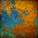 De abstracte grafische achtergrond van de kunst Stock Afbeeldingen