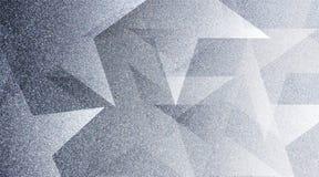 De abstracte grijze achtergrond stelde gestreepte patroon en blokken in diagonale lijnen met uitstekende grijze textuur in de sch royalty-vrije stock afbeelding