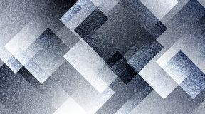 De abstracte grijze achtergrond stelde gestreepte patroon en blokken in diagonale lijnen met uitstekende grijze textuur in de sch stock fotografie
