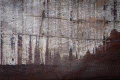 De abstracte houten oude doorstane ruwe textuur van de korreloppervlakte Stock Foto's