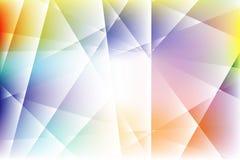 De abstracte kleurrijke achtergrond van het texturenglas Stock Foto
