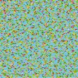 De abstracte kleurrijke geometrische textuur van technologie Royalty-vrije Stock Afbeelding