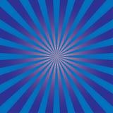 De abstracte lichtgele achtergrond van zonstralen Vector illustratie Eps 10 vector illustratie