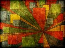 De abstracte Moderne Achtergrond van het Ontwerp van de Kunst Royalty-vrije Stock Foto's