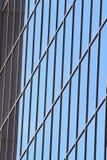 De abstracte moderne bouw Stock Afbeeldingen