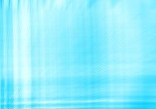 De abstracte motie vertroebelde blauwe high-tech achtergrond Stock Foto
