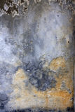 De abstracte muur van het grunge donkere cement Stock Foto