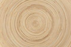 De abstracte Natuurlijke CirkelAchtergrond van het Bamboe Royalty-vrije Stock Foto