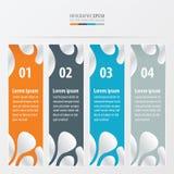 De abstracte Oranje, blauwe, grijze kleur van de malplaatjestijl Stock Foto