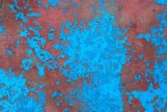 De abstracte oude achtergrond van de metaalplaat Royalty-vrije Stock Foto's