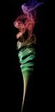 De abstracte Rook van de Kleur Stock Fotografie