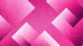 De abstracte roze achtergrond stelde gestreepte patroon en blokken in diagonale lijnen met uitstekende roze textuur in de schaduw stock afbeeldingen