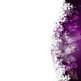 De abstracte schoonheidsKerstmis en achtergrond van het Nieuwjaar Royalty-vrije Stock Afbeelding