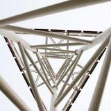 De abstracte structuur van de technologie Stock Fotografie