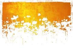 De abstracte texturen van de bloem vector illustratie