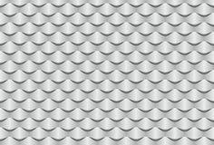 De abstracte textuur van het golven 3d naadloze behang Stock Afbeeldingen