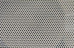 De abstracte textuur van het sprekersnet royalty-vrije stock foto