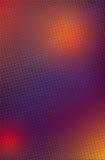 De abstracte vector halftoned achtergrond Stock Afbeeldingen