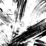 De abstracte vector van de inkt grunge textuur Royalty-vrije Stock Foto's