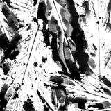 De abstracte vector van de inkt grunge textuur Royalty-vrije Stock Foto