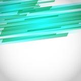 De abstracte vectorachtergrond van technologielijnen Royalty-vrije Stock Foto