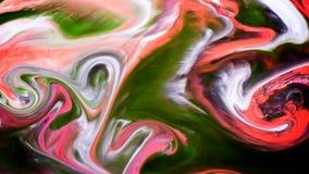 De abstracte verf van de mysticus magische inkt explodeert uitgespreid stock videobeelden