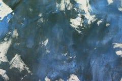 De abstracte wijnoogst schilderde canvas, willekeurig stof met de vlekken van de kleurenverf en vlekkentextuur voor ontwerpdoelei royalty-vrije stock foto's