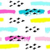 De abstracte zomer patroon-09 Stock Fotografie