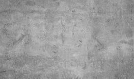 De abstracte zwarte grijze concrete Textuur van Grunge Royalty-vrije Stock Afbeeldingen