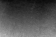 De abstracte zwarte textuur van het luxeleer voor achtergrond, Donkergrijs kleurenleer voor het werkontwerp of achtergrondproduct Stock Foto's