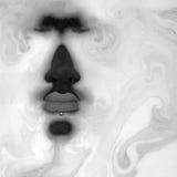 De abstractie van het gezicht Royalty-vrije Stock Foto