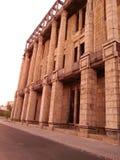 De academie van ruïneskunsten Stock Fotografie