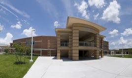 De academische Bouw bij Middelbare school in Florida Royalty-vrije Stock Fotografie