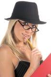 De Accountant van de gangster Stock Foto