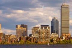 De AchterBaai van Boston Stock Foto's