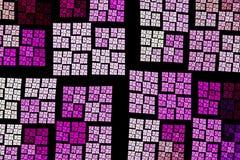 De achtergrond bestaat uit fractal kleurentextuur en is geschikt voor gebruik in projecten op verbeelding, creativiteit en ontwer vector illustratie