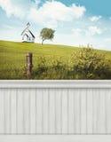 De achtergrond/de achtergrond van de de zomermuur Royalty-vrije Stock Afbeelding