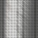 De achtergrond of de textuur van het metaalnetwerk Stock Afbeelding