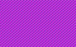 De achtergrond is heel wat varkens, in purpere en roze tonen Vector illustratie Royalty-vrije Stock Fotografie