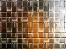 De Achtergrond of het Behang van de Muur van het glas Stock Foto