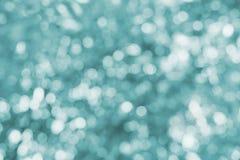 De achtergrond met magisch bokeheffect, schittert abstracte achtergrond Royalty-vrije Stock Afbeelding