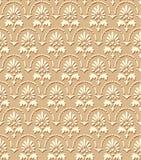 De achtergrond, patronen, siert beige Royalty-vrije Stock Foto's