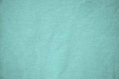De achtergrond, textuur, kleurde sea-green textiel stock foto