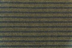 De achtergrond, textuur van donkergrijze fijne wolstof met strepen Royalty-vrije Stock Afbeelding