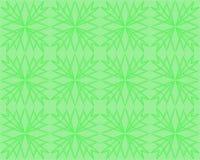 De achtergrond van de aardgradiënt met helder zonlicht Abstracte groene vage achtergrond Ecologieconcept voor uw grafisch ontwerp stock illustratie