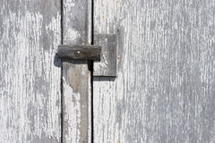 De achtergrond van Barnboard van houten/verontruste verf Royalty-vrije Stock Afbeelding