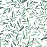 De achtergrond van bladeren vector illustratie